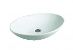 Blusani Cera opbouw waskom 50x43 cm wit BC204510
