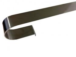 Blusani Flat handdoekbeugel 550mm RVS BF74550