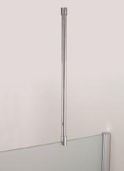 Stern Inloopdouche plafondsteun zilver ST40363