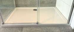 Aquadesign Luxe douchebak rechthoek 120x90x4cm wit BNG1294