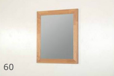 Stern Wood spiegel Grey Oak 60x70cm SW30060