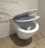 Aquadesign Zero 55 wandcloset rimfree wit incl. softclose zitting 1208781542
