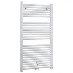 Aquadesign Handdoekradiator wit 1185x450