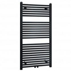 Aquadesign Handdoekradiator antraciet 1185x450