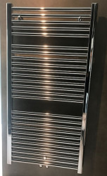 Aquadesign Tower Handdoekradiator Chroom 1185x600 1208790792