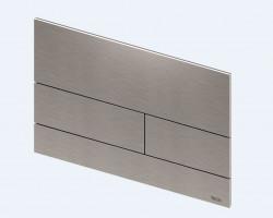 TECEsquare II metaal WC-bedieningsplaat RVS 1208791212