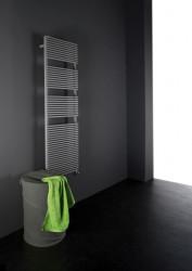 Instamat Quadro Bath designradiator 80x50cm glanzend wit QB80.50