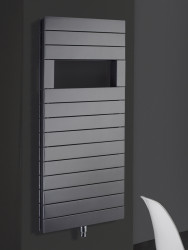 Instamat Deco designradiator  79,7x50cm glanzend wit DEV80.50-2