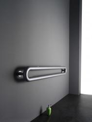 Instamat Tubone - H designradiator 21x150 cm glanzend wit TH150.1