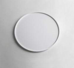 Solid-S dienblad Solid Surface rond mat wit diameter 35 x 1,2 cm 1208832672