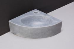 Forzalaqua TURINO fontein cloudy marmer gezoet 30x30x10cm 100368