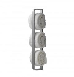Waterevolution Deep verticale handdoekhouder 40cm RVS A216IE
