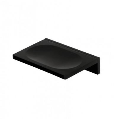 Waterevolution Deep wand zeephouder mat zwart A221PR
