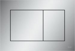 TECE now kunstof WC-bedieningsplaat Mat Chroom 1208851292
