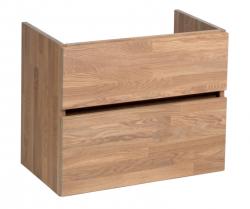 Stern Wood massief eiken wastafelonderkast 60x39cm 1208913342