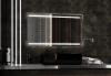 Topline badkamerspiegel met LED verlichting 120x60cm - sensorschakelaar - spiegelverwarming EMP12060