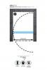 Aquadesign Minimal douchedeur profielloos - zwart beslag
