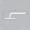 Waterevolution Flow inbouw doucheset mat zwart 01