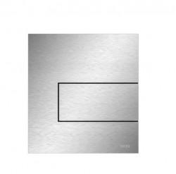 TECEsquare II metaal Urinoir-bedieningsplaat RVS