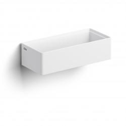 Clou New Flush 3.1 fontein+afvoerplaat zonder kranenbank aluite