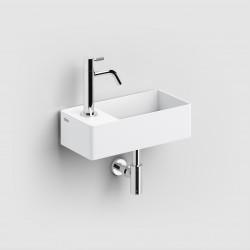 Clou New Flush 3 incl. plug aluite voorbewerkt kraangat links compositie