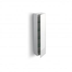 Clou Hammock kolomkast 170cm omkeerbaar wit hoogglans gelakt