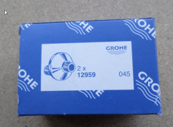 OUTLET GROHE 12959 S-KOPPELING