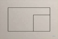 TECE Velvet Fenix WC-bedieningsplaat grijs 1208954459