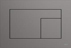 TECE Velvet Fenix WC-bedieningsplaat antraciet 1208954460