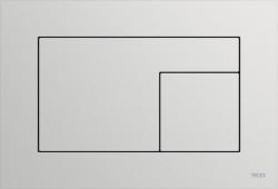 TECE Velvet Fenix WC-bedieningsplaat licht grijs 1208954461