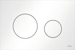 TECE Loop kunstof WC-bedieningsplaat glans wit 1208954464