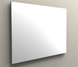 Riho spiegel 100x70 zonder lamp zilver 16931000700