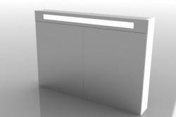 Riho spiegelkast model 06 70x 100x13 Silk z.grijs F5061000700231Z07